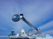 #邮轮旅游#深蓝魅力,皇家加勒比海洋量子号六天五晚停靠釜山长崎图片
