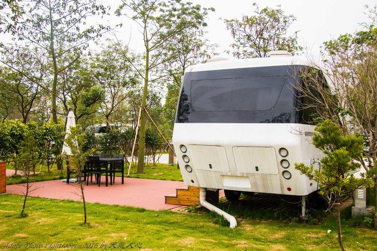 美的鹭湖房车营地--开启房车度假的新生活