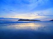 兰卡威最美珍南沙滩:天空之镜图片