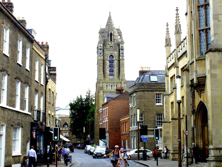 周征观景655:欧洲风光24——英国温莎城堡和剑桥大学