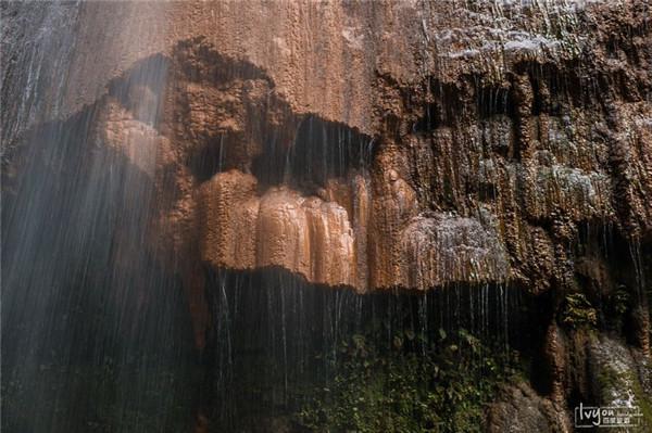大自然的奇迹恩施大峡谷