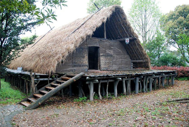 房屋榫卯结构大样图