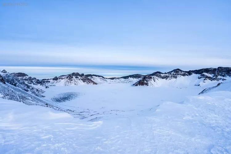 """攻略:冰天雪地的""""长白山度假""""该怎么玩?图片"""