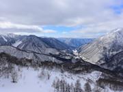 在这个国家唯一的双层缆车上,俯瞰阿尔卑斯山是怎样一种体验?图片
