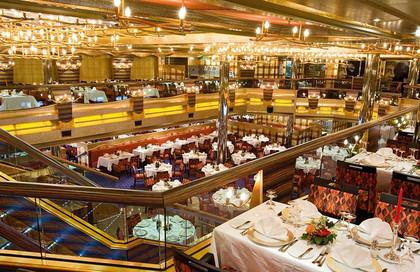 维斯塔主餐厅