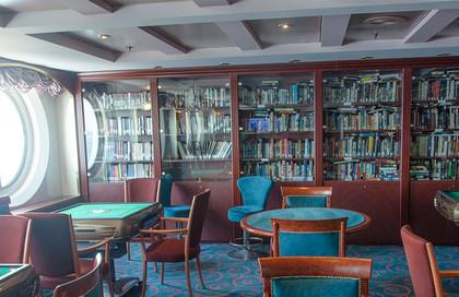 棋牌室及图书馆