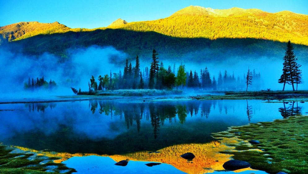 乌鲁木 吐鲁番 喀纳斯湖 天池双飞8日跟团游_乌鲁木齐