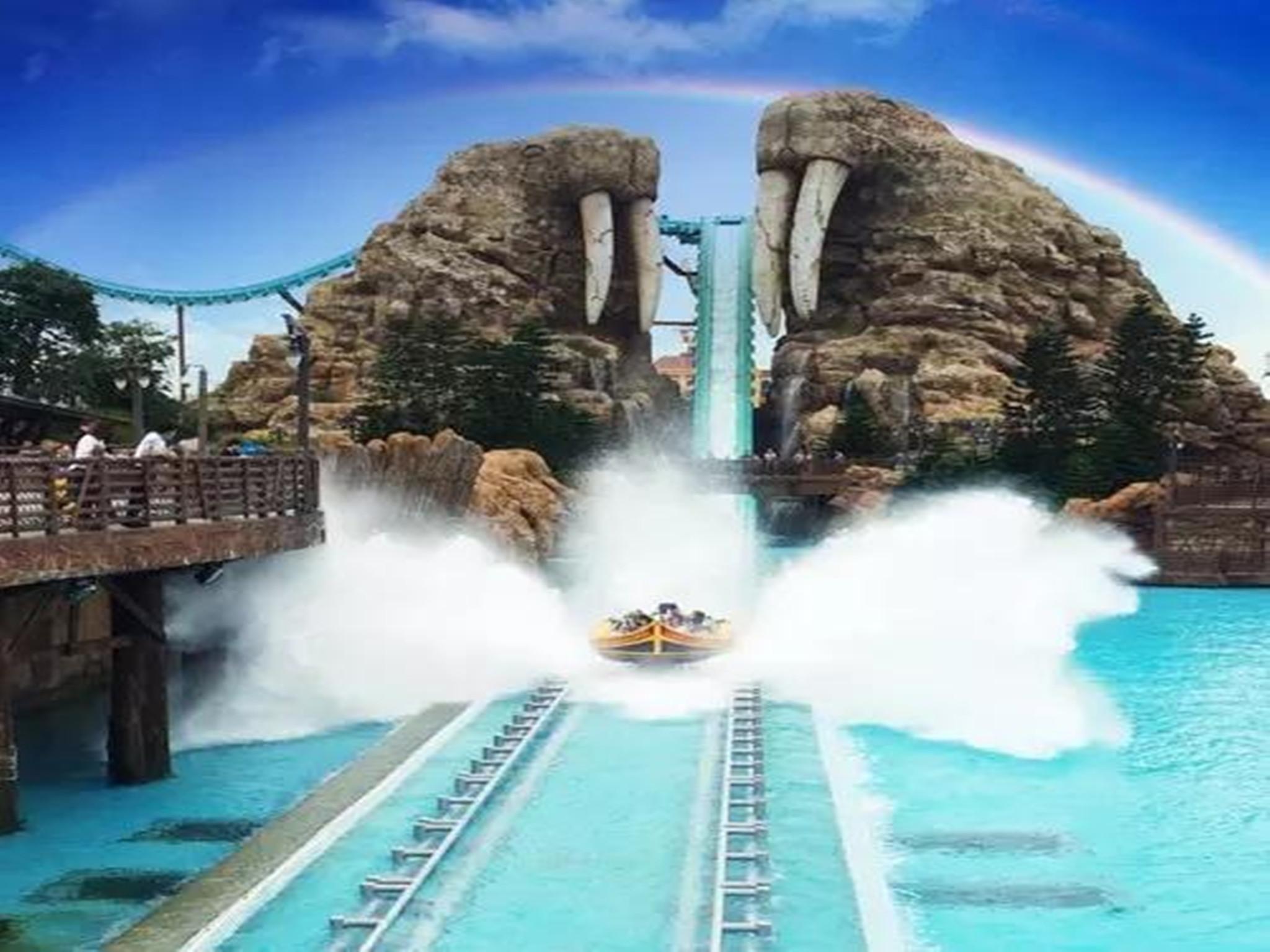 野生动物园+动物世界+水上乐园+海洋王国双飞五日跟