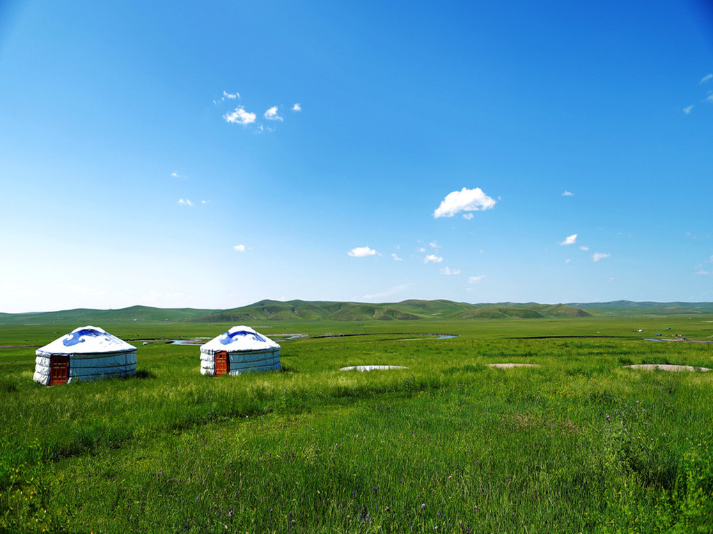 呼和浩特草原
