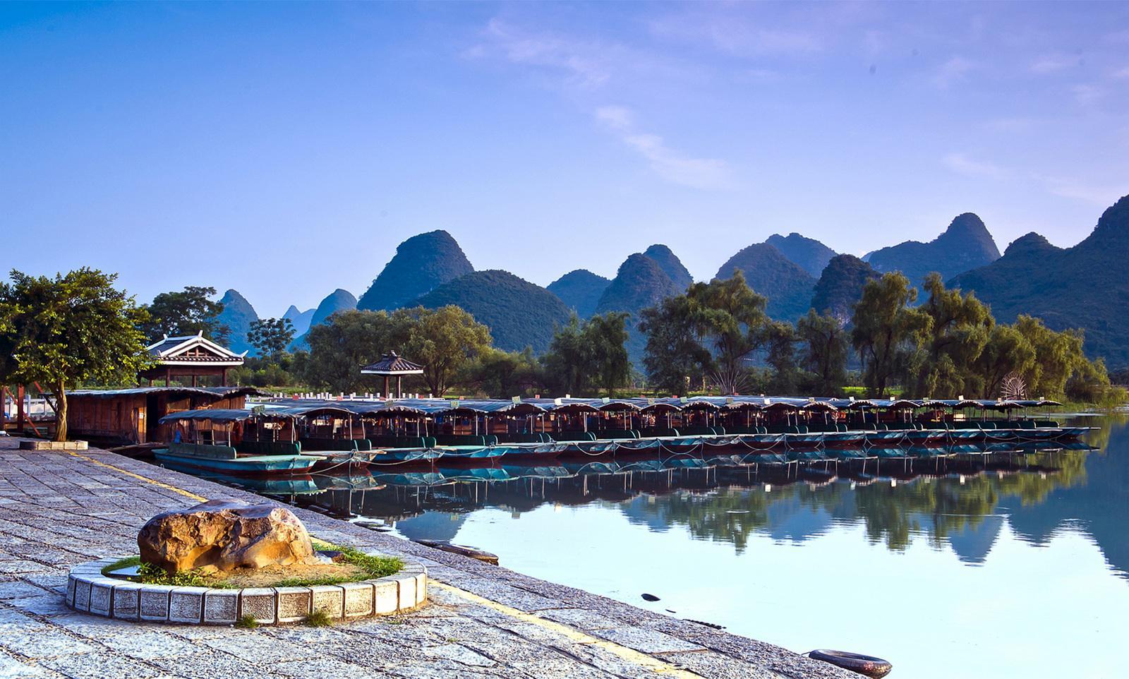国内旅游 上海到贵阳
