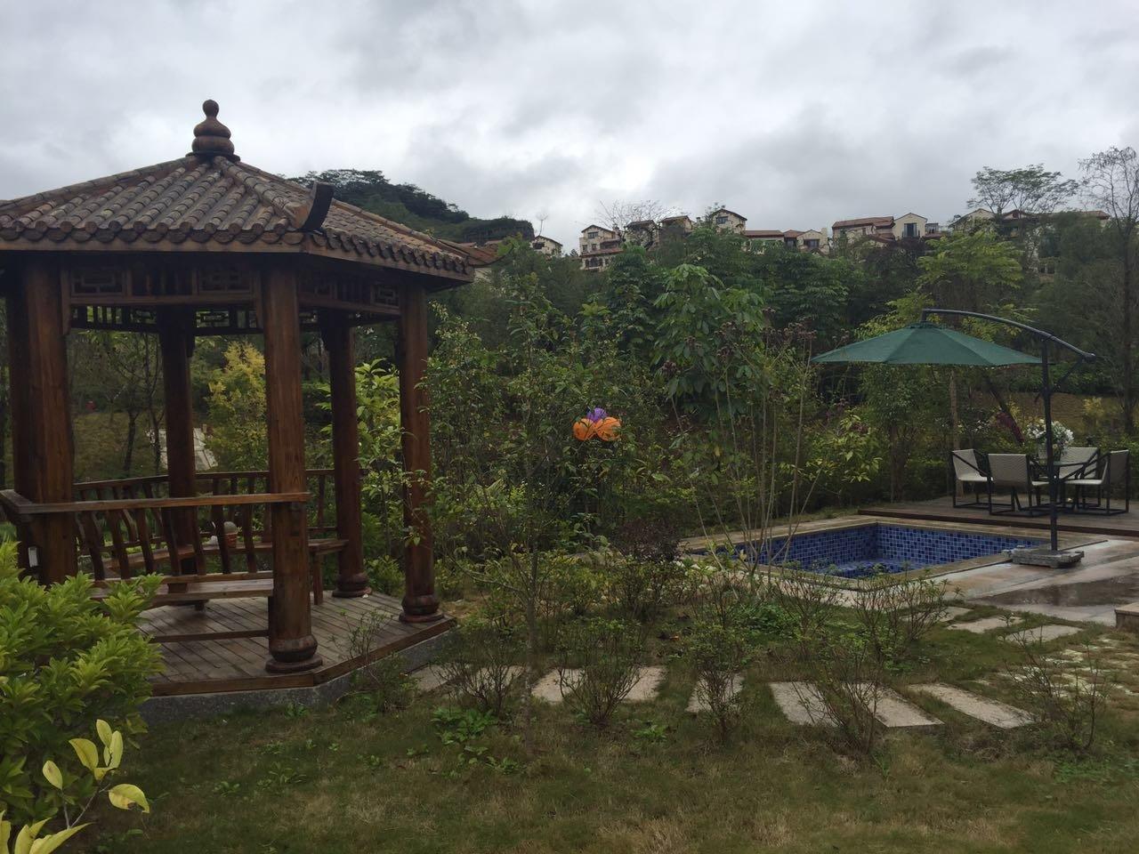 龍門富力南昆山溫泉養生谷優質別墅