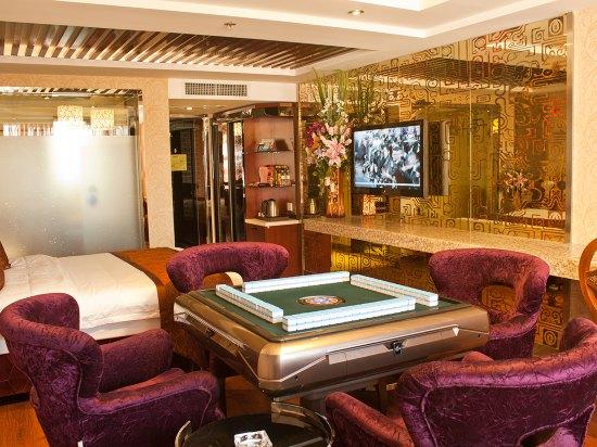 沈阳金冠热带雨林健身主题休闲酒店