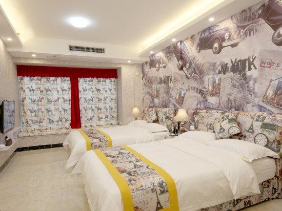 酒店公寓(广州汉溪长隆