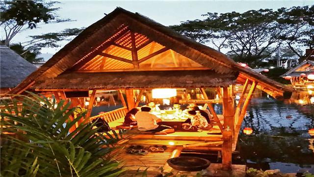 【私家享乐游】巴厘岛象窟 圣泉寺 梯田atv 京打马尼火山观景自助午餐