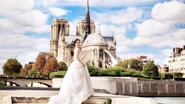 巴黎浪漫婚纱摄影游_到巴黎跟团旅游攻略报价