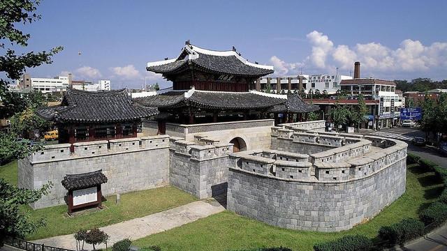 韩国首尔4晚5日半自助游_北京到首尔跟团旅游