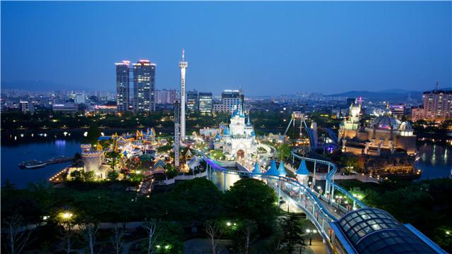 韩国首尔济州岛4晚5日游_北京到首尔,济州跟团