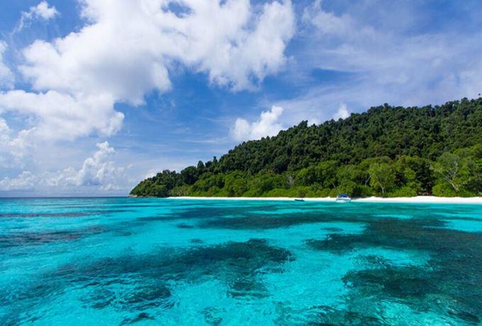 普吉岛珊瑚岛7日跟团游