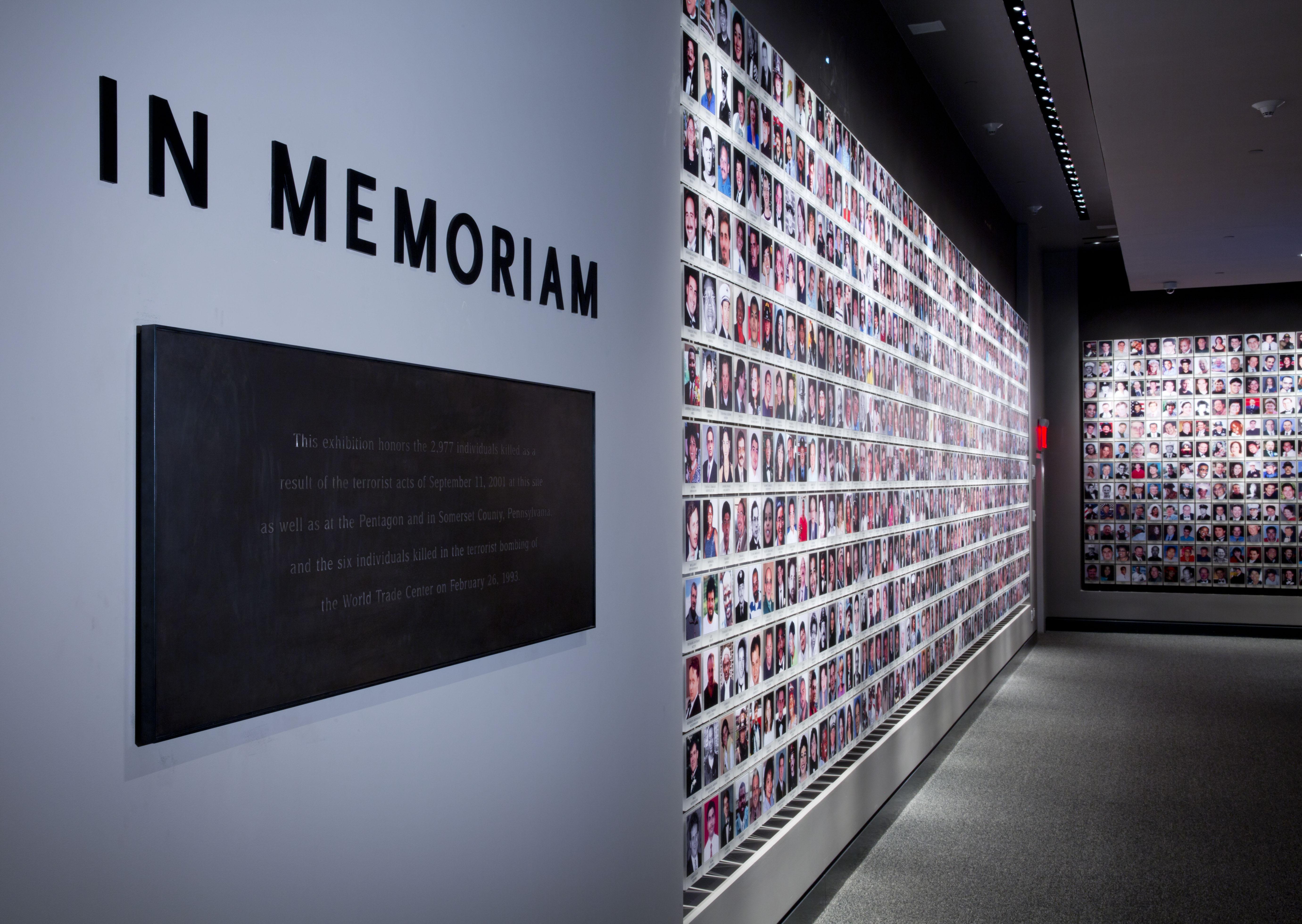 紐約911 國家紀念博物館