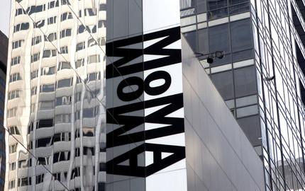 纽约MOMA现代艺术博物馆