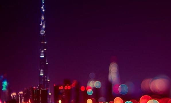世界很高哈利法塔 ★ 迪拜音乐喷泉是世界超大的喷泉