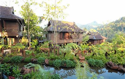 清邁 ? 湄林   這條明星路線,跟最親密的人一起來體驗【夢境山】【全景餐廳】