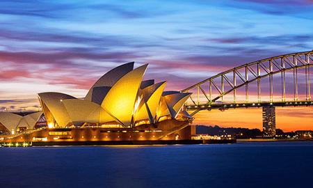 【包机直飞】澳大利亚悉尼 墨尔本5晚7日游_青岛到跟