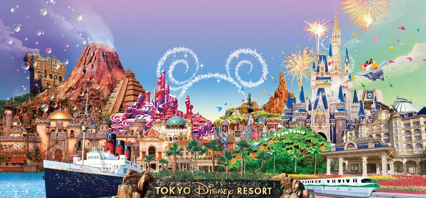 東京迪士尼樂園/迪士尼海洋
