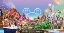 东京迪士尼乐园&迪士尼海洋
