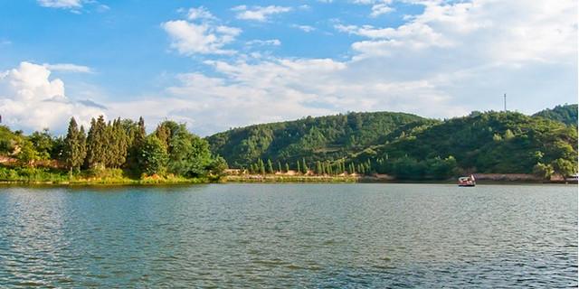 二龙湖风景区门票 二龙湖风景区旅游攻略 四平二龙湖风景区攻略 地址