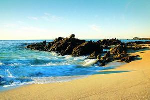 黃島金沙灘