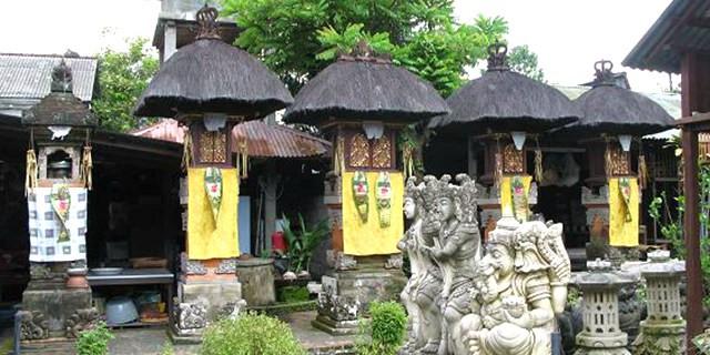 巴厘岛旅游 阿尔玛美术馆