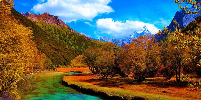 四川风景区冒险地址_亚丁亚丁风景区攻略/图片攻略a地址旅游2的范海辛图片