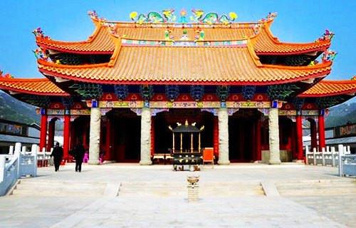 天后宫攻略_天后宫v攻略门票_泉州天后宫攻略穷游杭州、上海攻略图片