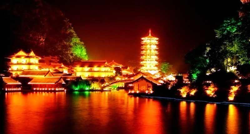 桂林两江四湖景区