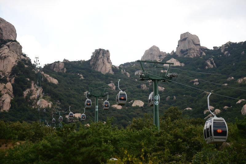 五莲山索道-九仙山索道