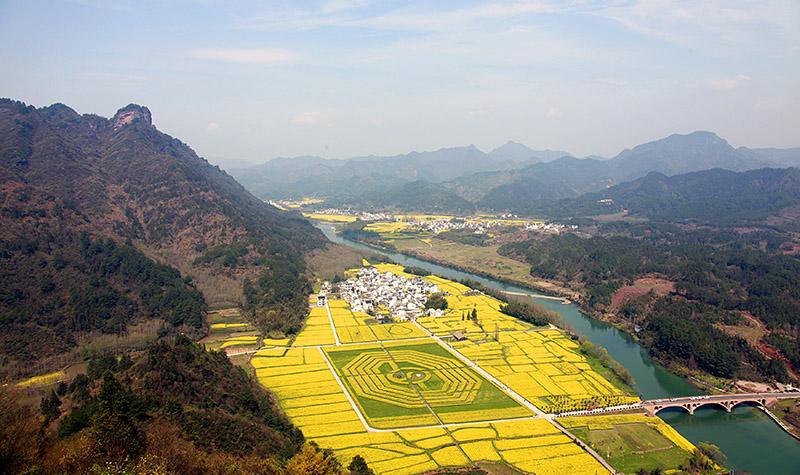 齐云山(四大道教名山)