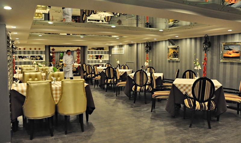 天津景区门票 > 天津滨海航母主题公园门票及相关产品   航母西餐厅