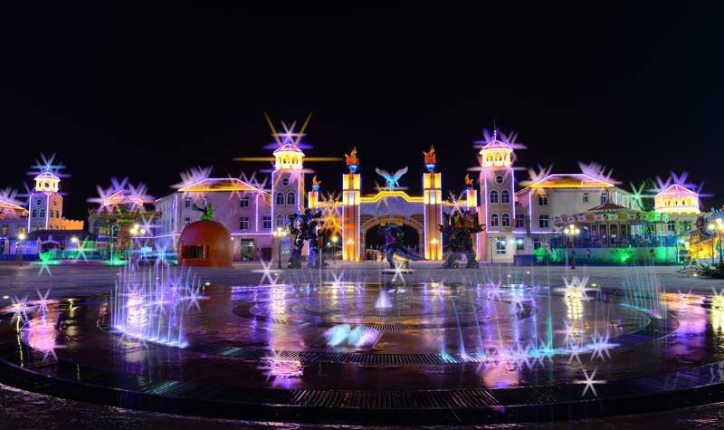 太和县环球嘉年华游乐园
