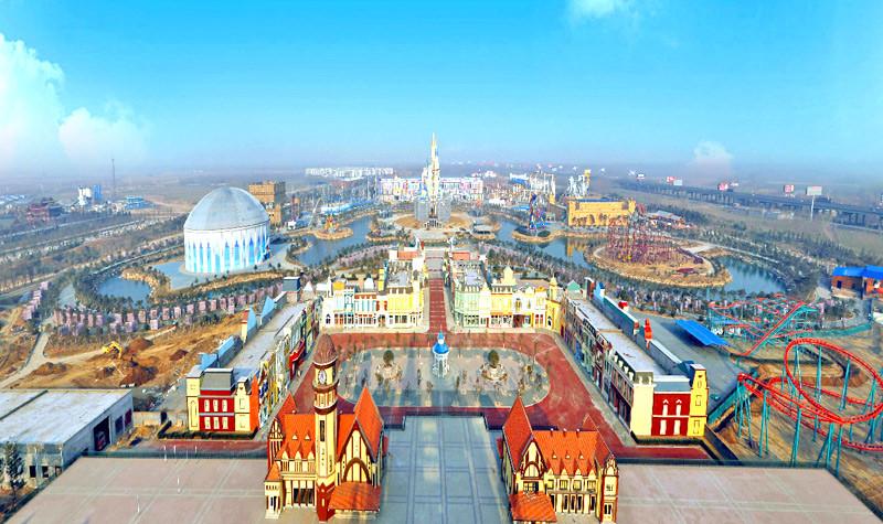 泉城欧乐堡梦幻世界图片