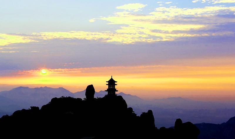日照九仙山