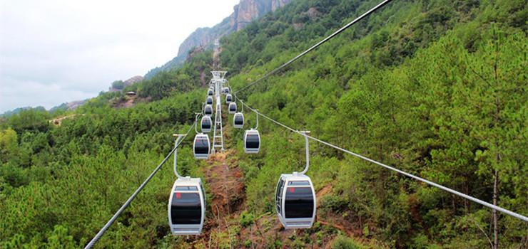平江石牛寨旅游区