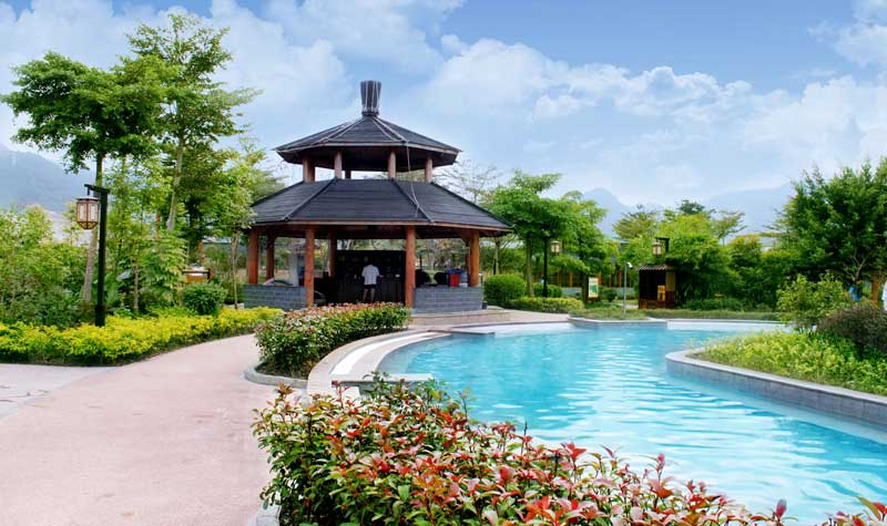 贵安温泉旅游度假村