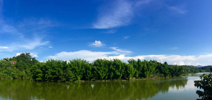 松溪河风景区