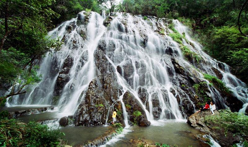 玉龙谷景区