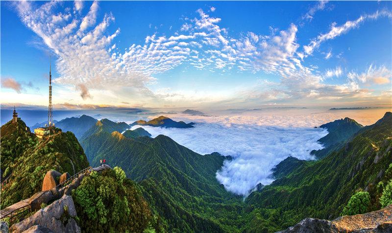 猫儿山国家级自然保护区