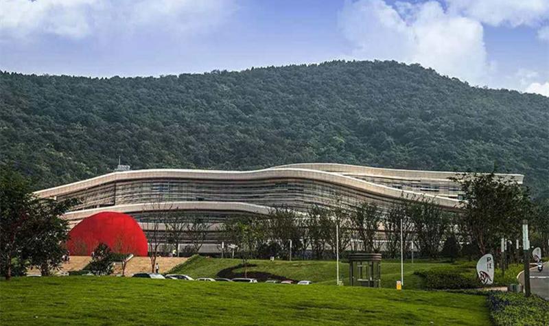 江苏江宁汤山方山国家地质公园博物馆