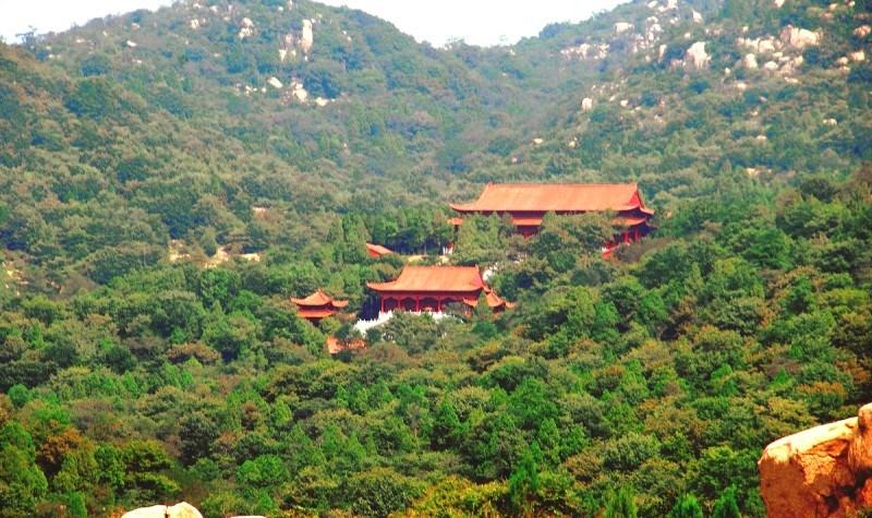 莲青山风景区