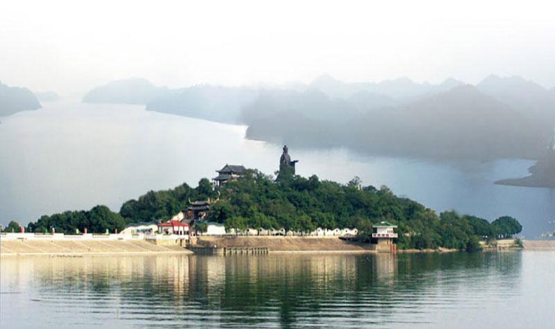 天目湖太公山