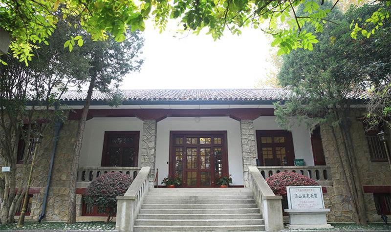 蒋介石温泉别墅